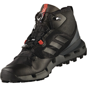 58ffd41821c5 adidas TERREX Fast Mid GTX Shoes Men Core Black Core Black Vista Grey